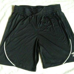 """Umbro shorts size Large 6"""" inseam"""